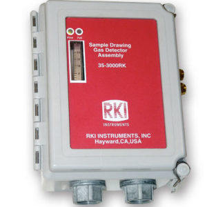 Stationary Gas Monitoring System